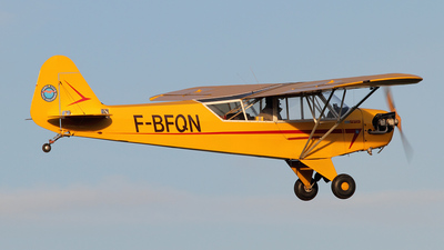 F-BFQN - Piper J-3C-65 Cub - Private