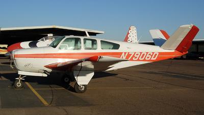 A picture of N7906D - Beech J35 Bonanza - [D5384] - © Sun Valley Aviation