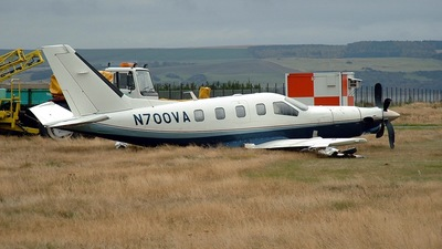 N700VA - Socata TBM-700B - Private