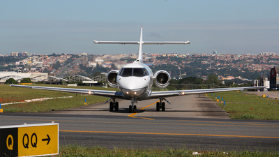 PP-ANA - Raytheon Hawker 800XP - Private