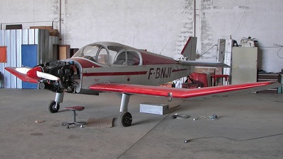 F-BNJI - Jodel DR250/160 Capitaine - Private