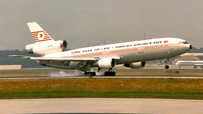 TC-JAY - McDonnell Douglas DC-10-10 - THY Turkish Airlines