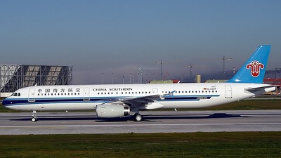 D-AVZP - Airbus A321-231 - China Southern Airlines
