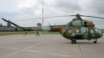 0614 - PZL-Swidnik Mi-2RL Hoplite - Poland - Air Force