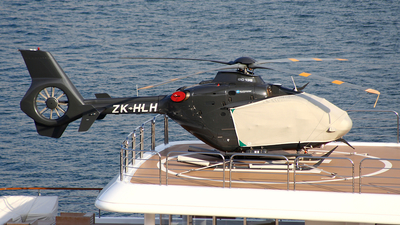 ZK-HLH - Eurocopter EC 135P2 - Private