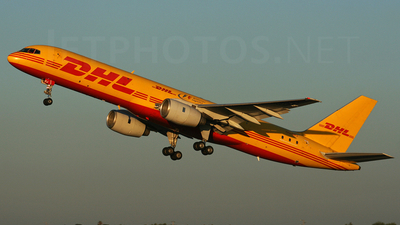 OO-DPJ - Boeing 757-236(SF) - DHL (European Air Transport)