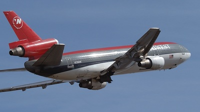 N236NW - McDonnell Douglas DC-10-30 - Northwest Airlines