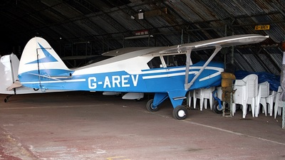 A picture of GAREV - Piper PA22160 TriPacer - [226540] - © IAN CHANTLER
