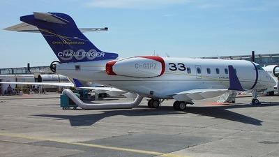 C-GIPZ - Bombardier BD-100-1A10 Challenger 300 - Bombardier Aerospace