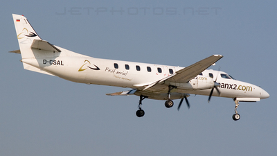 D-CSAL - Fairchild SA227-AC Metro III - Manx2.com (FLM Aviation)