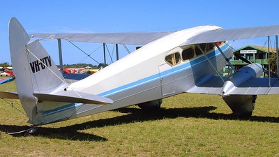 VH-UTV - De Havilland DH-89A Dragon Rapide - Private