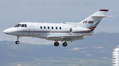 A picture of CSDNK - Hawker 800XP - [258430] - © Mark King