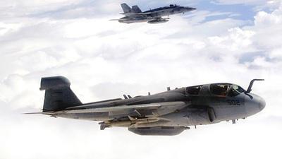 163891 - Grumman EA-6B Prowler - United States - US Navy (USN)