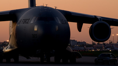 03-3123 - Boeing C-17A Globemaster III - United States - US Air Force (USAF)