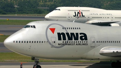 N624US - Boeing 747-251B - Northwest Airlines