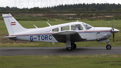 G-TORC - Piper PA-28R-200 Cherokee Arrow II - Private