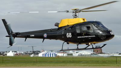 ZJ268 - Aérospatiale Squirrel HT.1 - United Kingdom - Army Air Corps