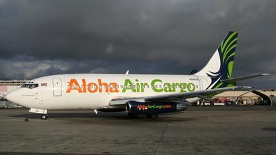 N840AL - Boeing 737-2X6C(Adv) - Aloha Air Cargo
