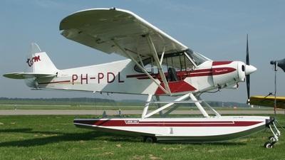 PH-PDL - Piper PA-18-150 Super Cub - Private