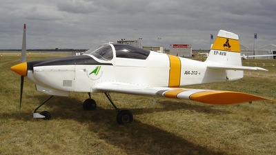 EP-AVM - AVA-202 - Aviation Industries of Iran