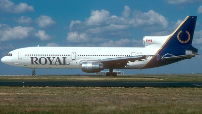 C-FTNI - Lockheed L-1011-100 Tristar - Royal Aviation