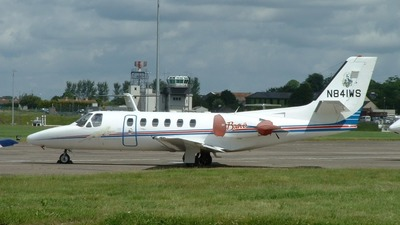 N841WS - Cessna 550B Citation Bravo - Private