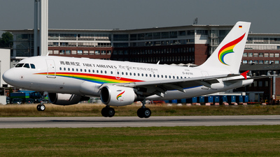 D-AVYH - Airbus A319-115 - Tibet Airlines