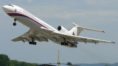 1003 - Tupolev Tu-154M - Czech Republic - Air Force