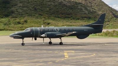 RSS-A1 - Fairchild SA227-AC Metro III - Barbados - Air National Guard
