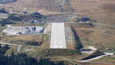 LFLJ - Airport - Runway