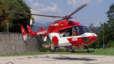D-HMMM - MBB BK117B-2 - Deutsche Rettungsflugwacht (DRF)