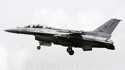 3015 - Lockheed Martin F-16IN Super Viper - United Arab Emirates - Air Force