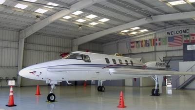 N786BP - Beechcraft 2000A Starship - Private