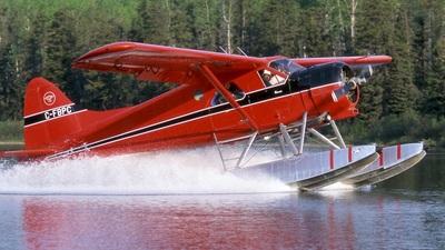 C-FBPC - De Havilland Canada DHC-2 Mk.I Beaver - Wabakimi Air