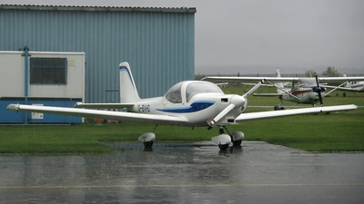 G-BVHD - Grob G115D 2 Tutor - Tayside Aviation