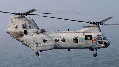 153365 - Boeing Vertol CH-46E Sea Knight - United States - US Marine Corps (USMC)