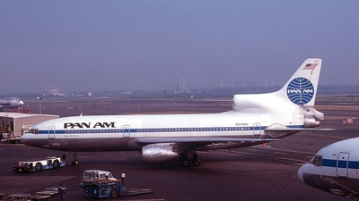N513PA - Lockheed L-1011-500 Tristar - Pan Am