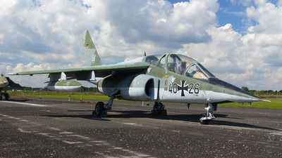 40-26 - Dassault-Dornier Alpha Jet A - Germany - Air Force