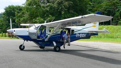 TI-BAH - Gippsland GA-8 Airvan - Paradise Air