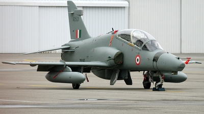 A3501 - British Aerospace Hawk Mk.132 - India - Air Force