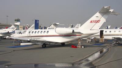 N11UD - Cessna 525B CitationJet 3 - Private