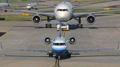 N154SF - Bombardier CRJ-200LR - United Express (Mesa Airlines)