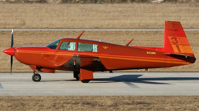 A picture of N231BH - Mooney M20K - [250579] - © PannoniaSpotter