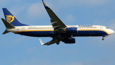 EI-CSV - Boeing 737-8AS - Ryanair