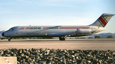 N904AX - McDonnell Douglas DC-9-32(F) - Airborne Express