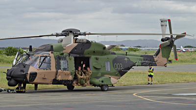 A40-003 - NH Industries MRH-90 - Australia - Army