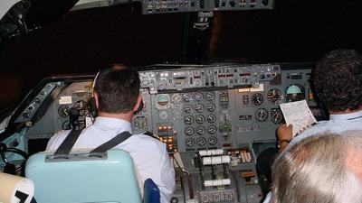 CS-TMR - Lockheed L-1011-500 Tristar - Air Luxor