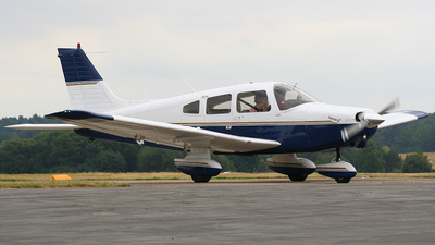 G-BPIU - Piper PA-28-161 Warrior II - Private