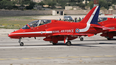 XX306 - British Aerospace Hawk T.1A - United Kingdom - Royal Air Force (RAF)
