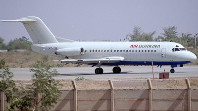 XT-TIB - Fokker F28-2000 Fellowship - Air Burkina